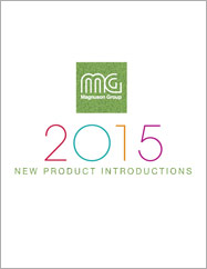 2015 NEW PRODUCT INTRODUCTIONS