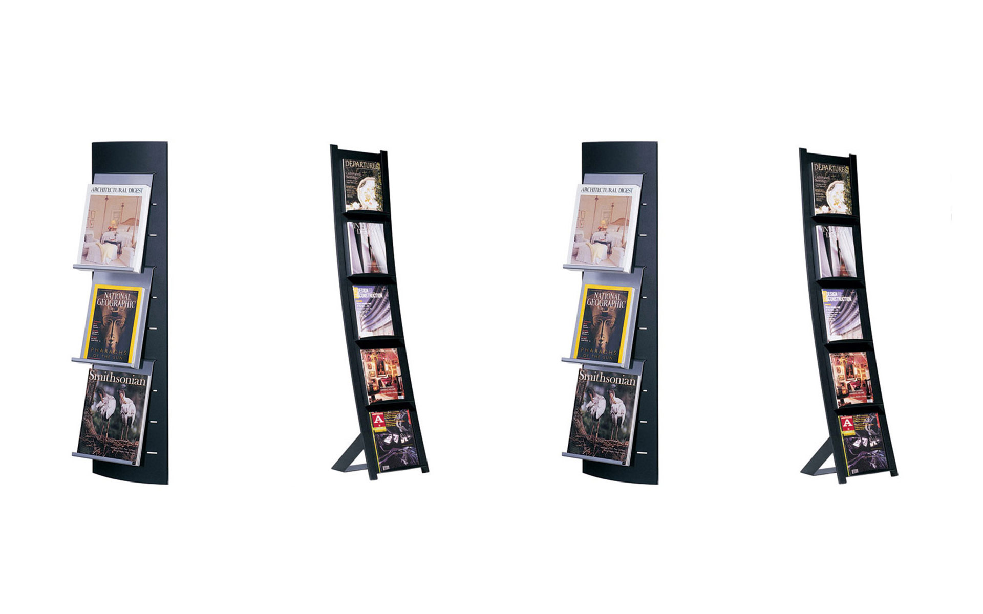 7000 Series Magazine Racks