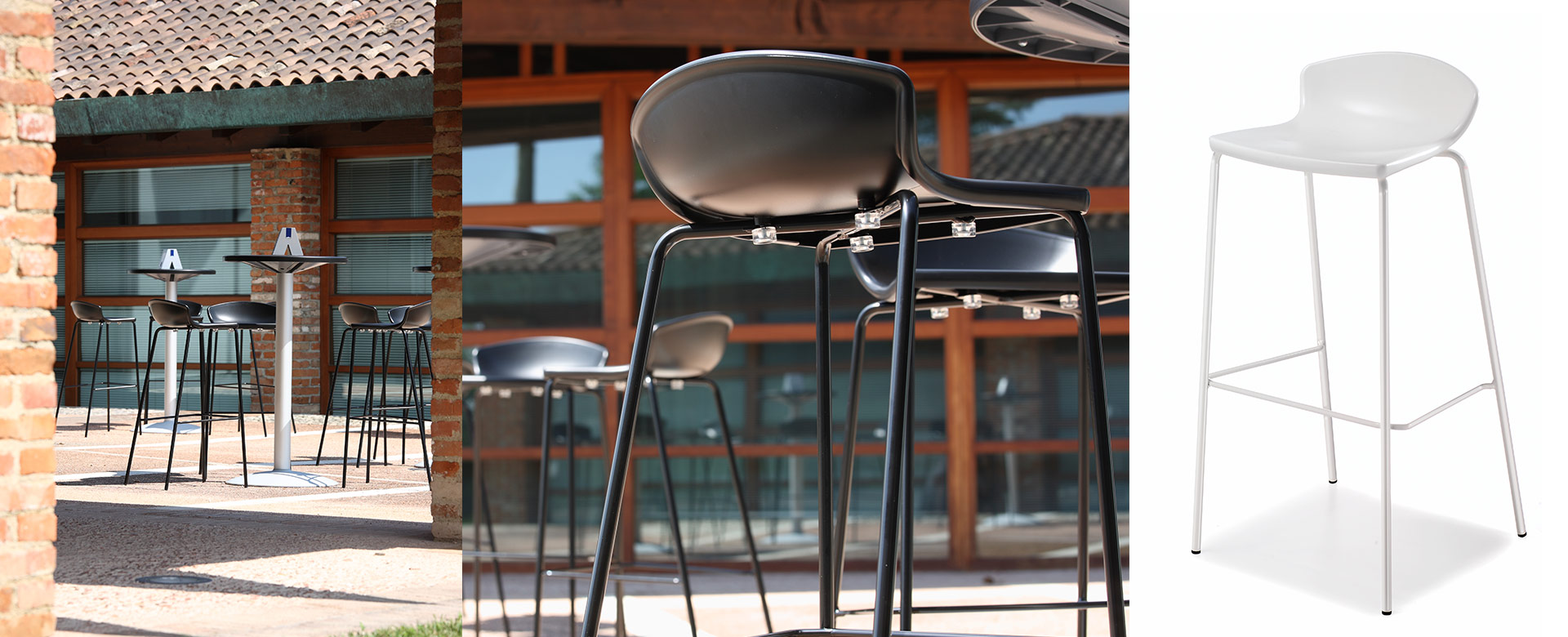 CALMA Outdoor Stools