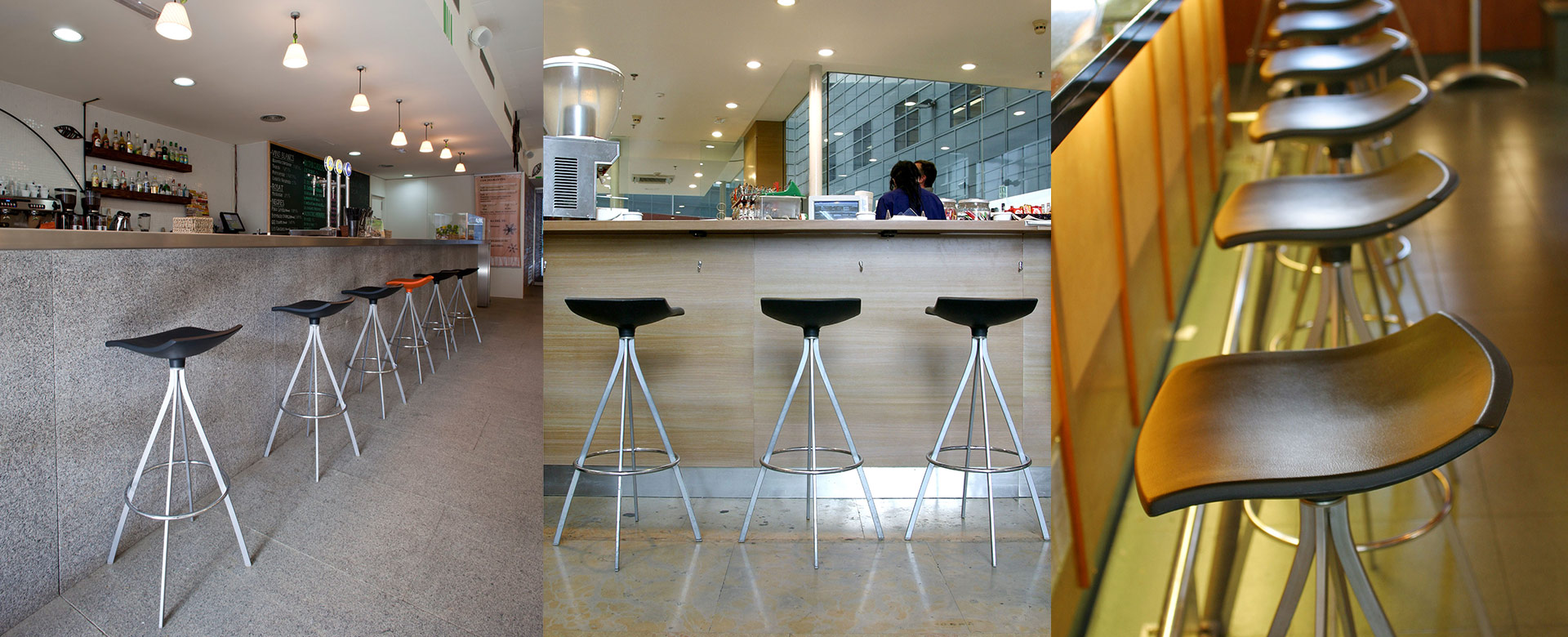 GINLET Stools