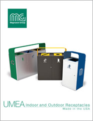 UMEA Outdoor & Indoor Receptacles