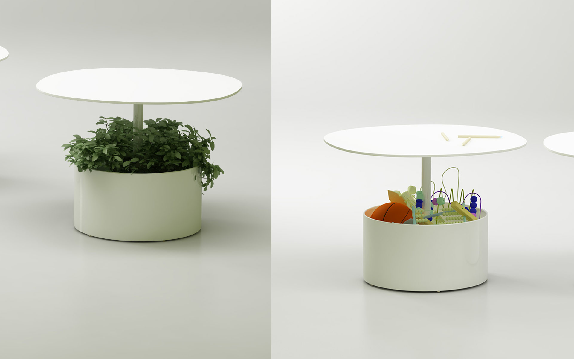 LAURA Table/Planter
