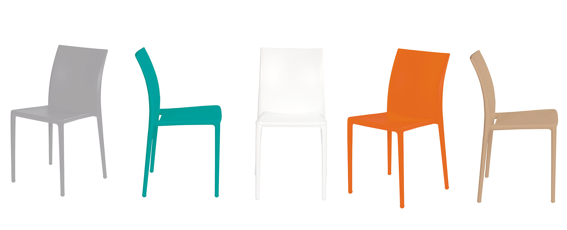 LUCIDO Outdoor Chairs