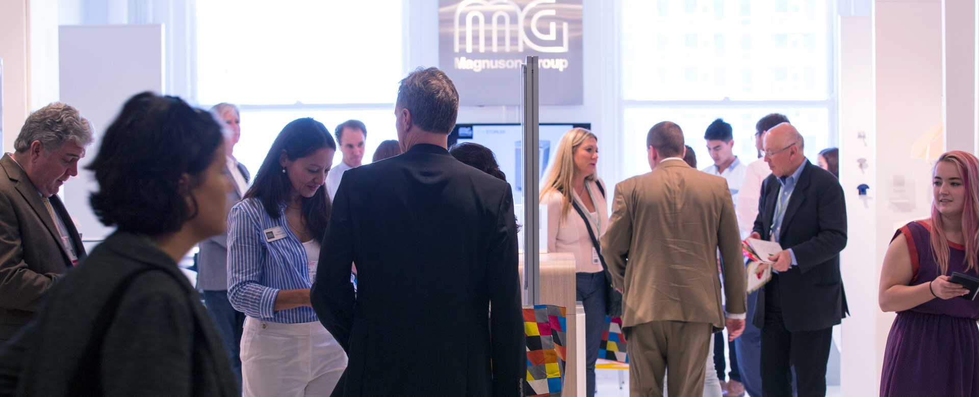 Welcome to Magnuson Group - NeoCon 2015