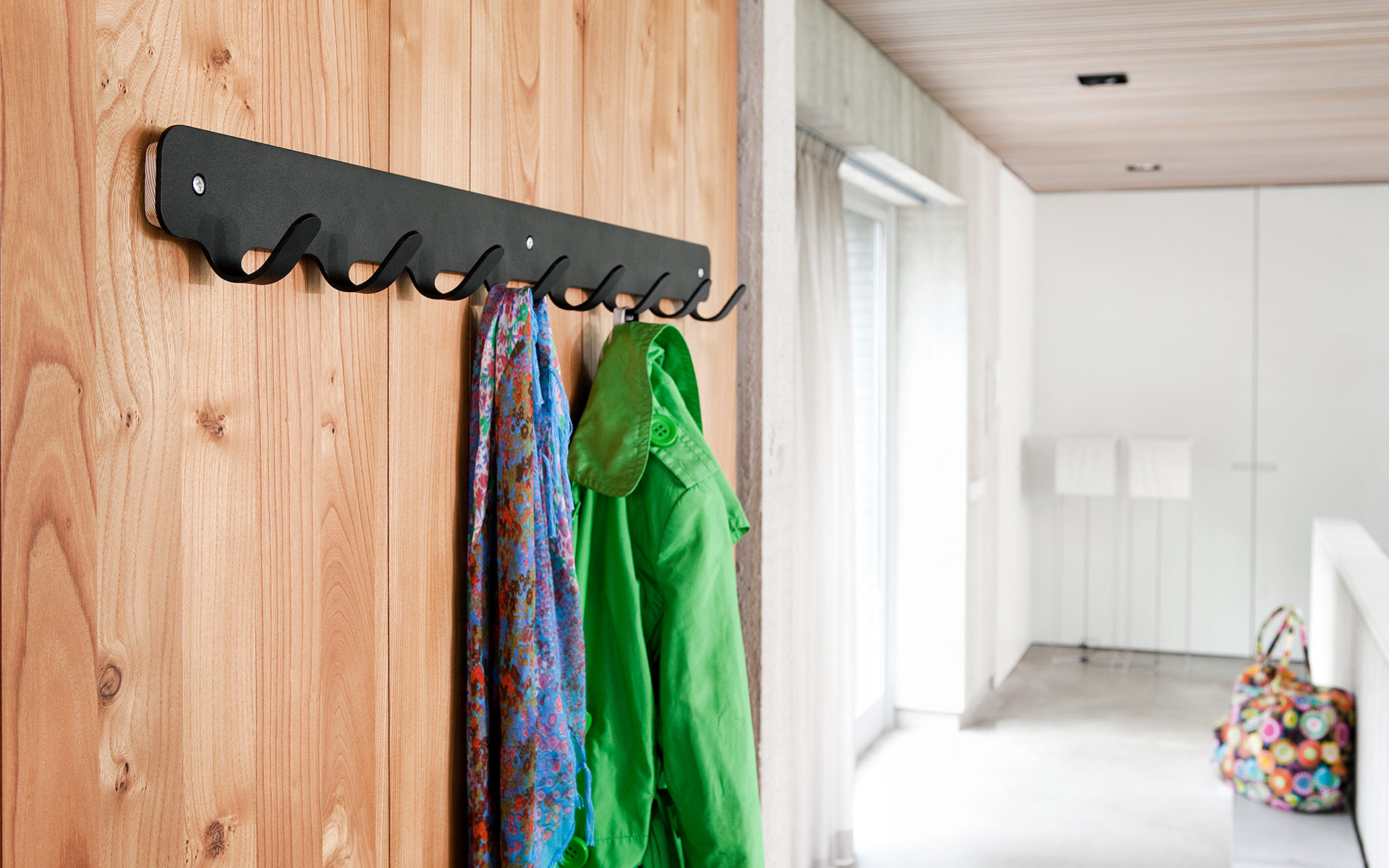 Nomis Coat Hook Strips