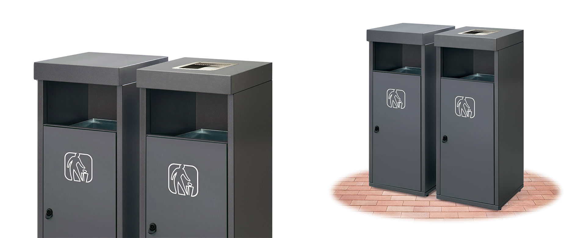 RETTO Waste Receptacle