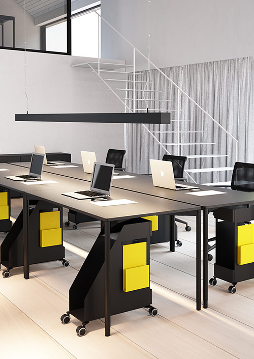 Workspace & Collaborative Carts