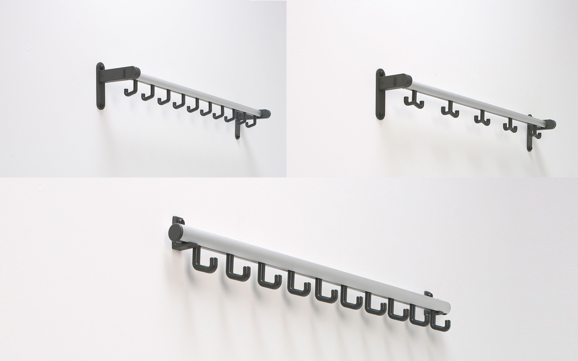 Tertio Coat Hook Strips