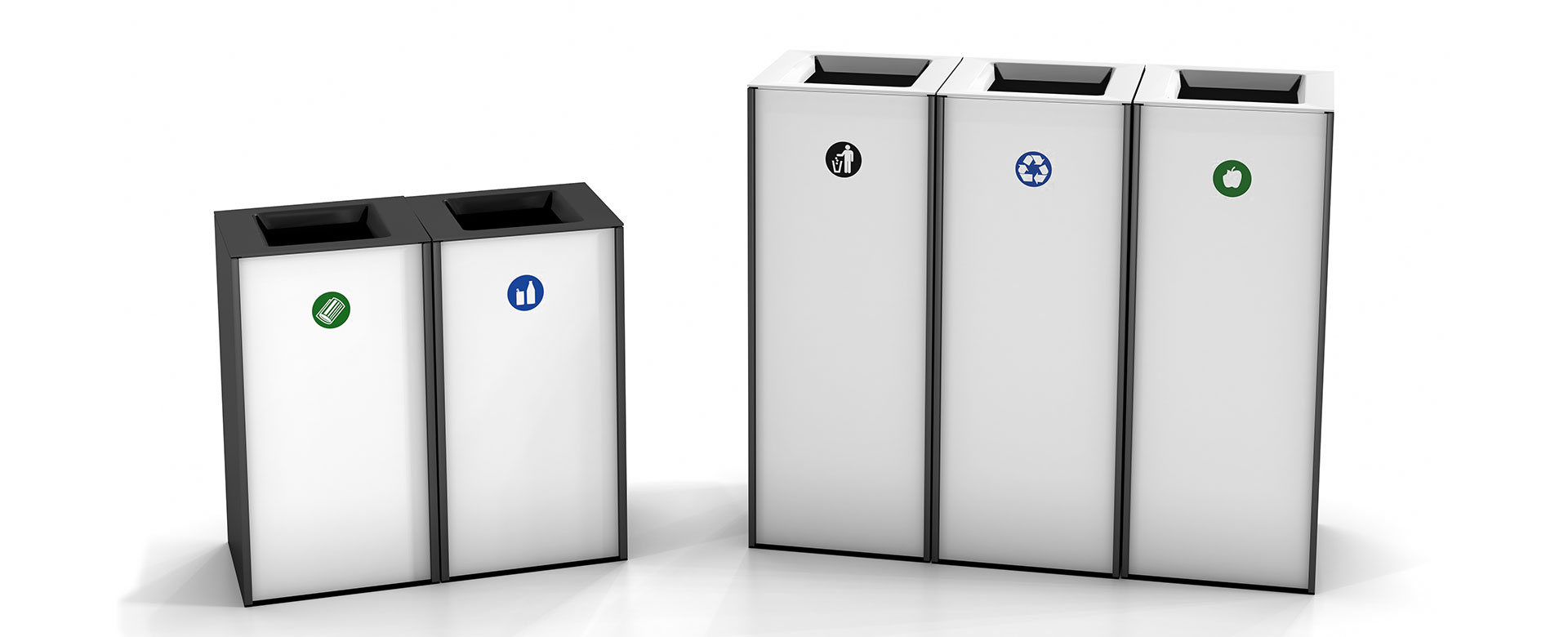 ZURICH Waste Receptacles